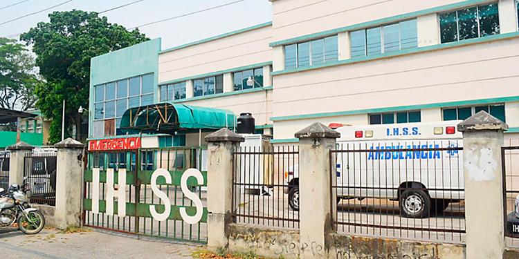 IHSS de San Pedro Sula tiene lista una sala con 70 camas más