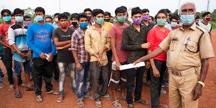 Corea del Sur sigue reportando contagios de COVID-19 India bate récord