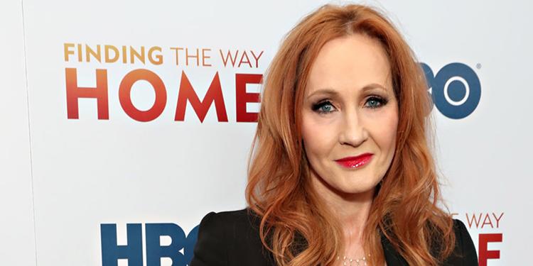 Autora de Harry Potter fue víctima de abuso doméstico y ataque sexual