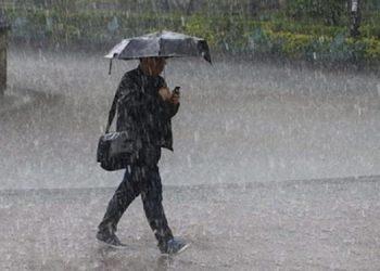 Onda tropical dejará lluvias