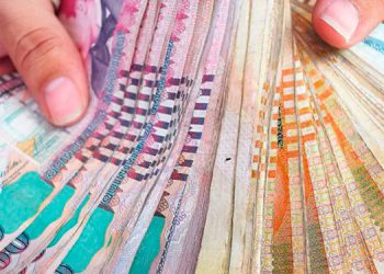 L3200 millones pagó sector público por servicio de deuda