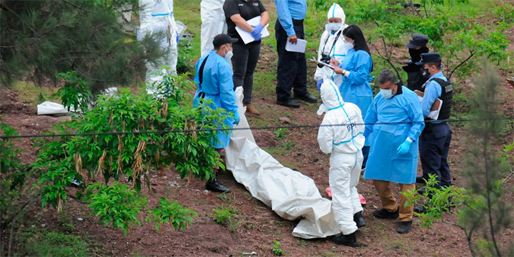 Madrugada de terror matan cuatro personas