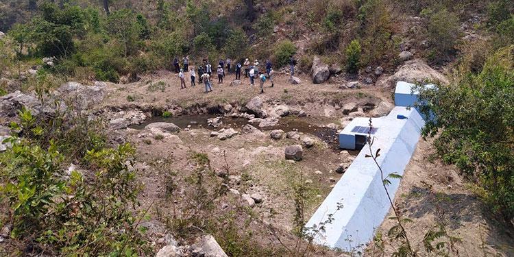 En marcha rescate del río Guaratoro