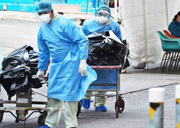 Registran 35 muertes por sospecha de COVID-19 en la capital