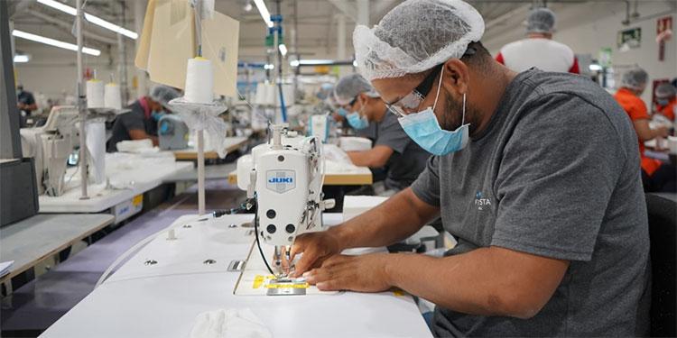 19 centros de trabajo del sector maquilador reciben asistencia técnica y capacitación