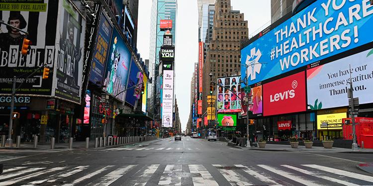 Nueva York enterró a casi 900 personas en fosa común durante pandemia