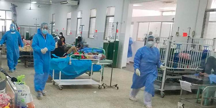 Alcaldía comprará oxígeno para Hospital del Sur