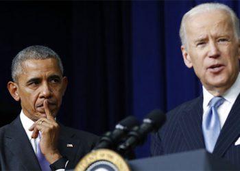 Obama preside acto de recaudación de fondos para Biden
