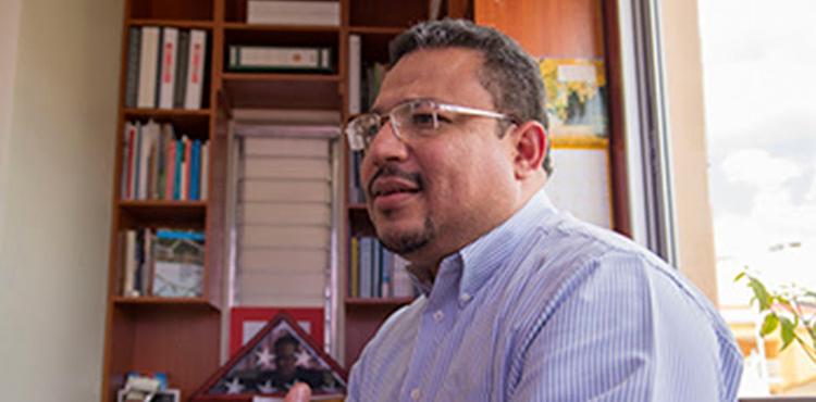 """Omar Rivera: """"No es momento para que se agarren del pelo y que se peleen como perros y gatos"""""""