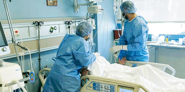 Pacientes críticos de COVID-19 son 10 veces más propensos a arritmias cardíacas