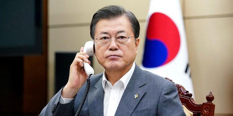 Presidente de Corea del Sur espera continuar cooperación con Honduras