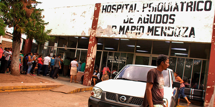 Advierte sindicato Empleados de hospitales psiquiátricos rechazan salas para COVID-19