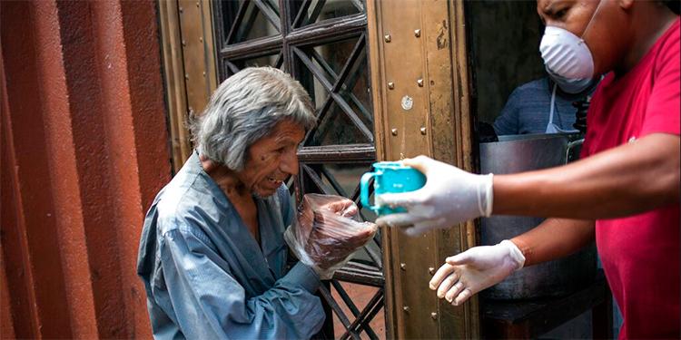 Pandemia llevaría a 83.4 millones de latinoamericanos a pasar hambre