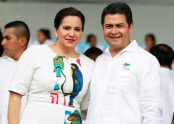 Partido Nacional en oración por la pareja presidencial y el pueblo ante el COVID-19