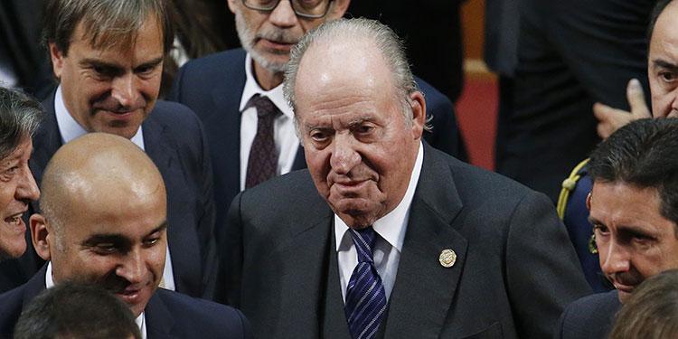 Tribunal Supremo español investigará a rey emérito Juan Carlos