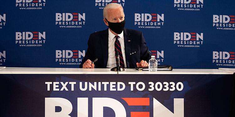 Biden teme que Trump intente robar la elección o se niegue a dejar el cargo