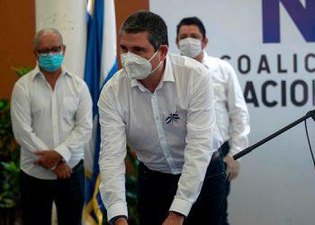 Oposición forma Coalición Nacional contra Daniel Ortega