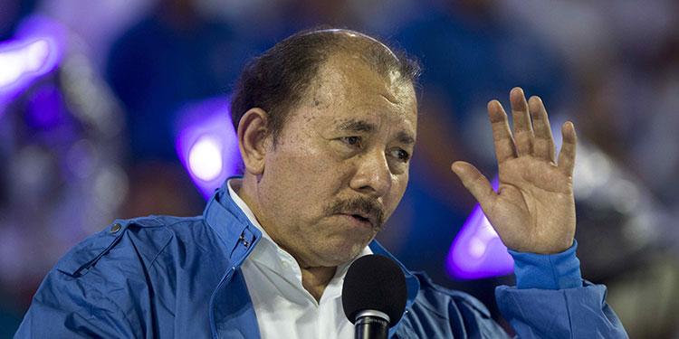Oposición de Nicaragua denuncia a Ortega