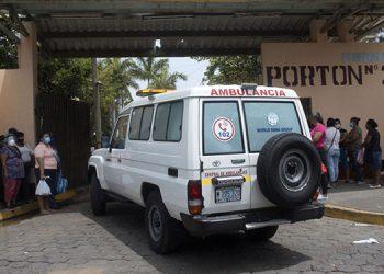 """Transmisión de COVID-19 en Nicaragua """"está muy difícil de controlar"""""""