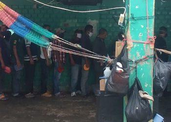 Con virus 25 reos en granja penal de Danlí