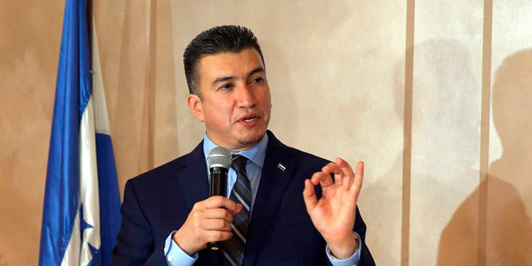 Presidente del Poder Judicial da positivo a la prueba de COVID-19
