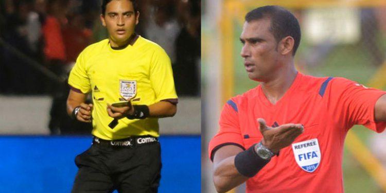 Roberto Girón a Mario Moncada: Said Martínez es lo más sobresaliente del nuevo arbitraje