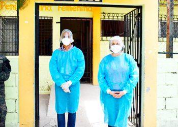 SEDH realiza visitas a Centros Penitenciarios para conocer situación de privados de libertad