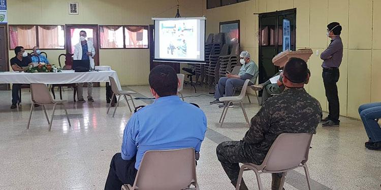 Las autoridades municipales deberán tomar decisiones para evitar que se propague el virus en Siguatepeque, pues hay familias enteras infectadas.
