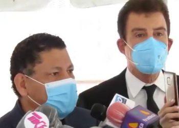 Nasralla pide en el MP detener vigencia del nuevo Código Penal