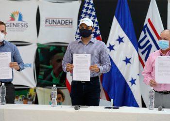 Senprende y Funadeh capacitarán a 300 jóvenes emprendedores
