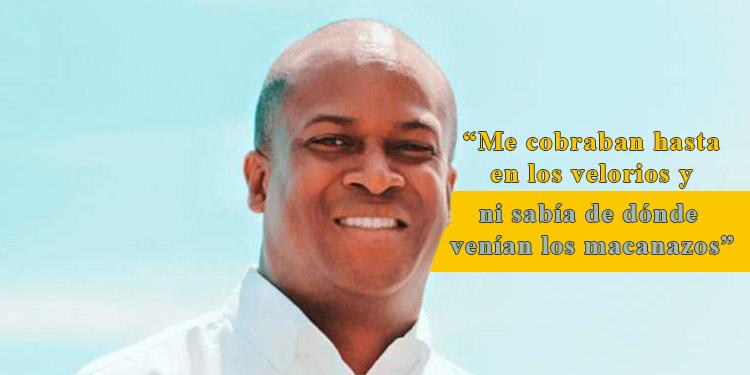 Jerry Sabio alcalde de La Ceiba: