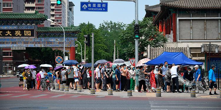 Situación por COVID-19 en Pekín es 'extremadamente grave' advierte su alcaldía