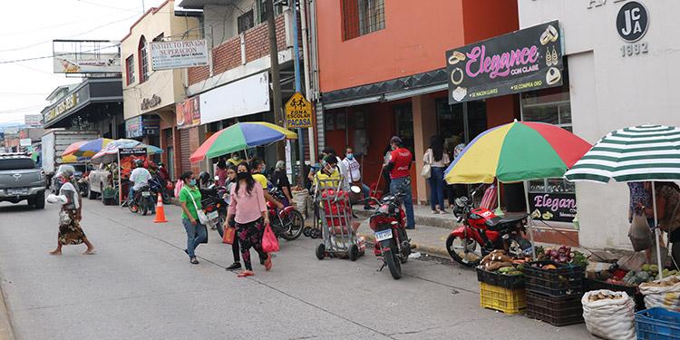 Temen un brote masivo de coronavirus en Siguatepeque