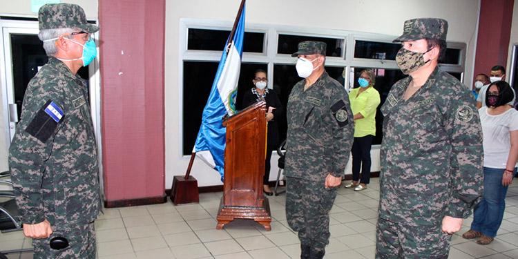 INP traspasa mando a militar de carrera