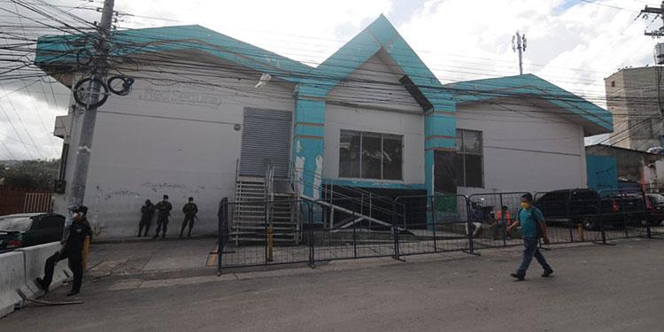 Autoridades pondrán a funcionar este nuevo triaje de la colonia Mayangle a partir del lunes de la otra semana.