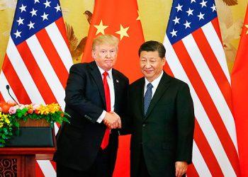 Trump dice que su 'gran' relación con Xi 'ya no es la misma' por la pandemia