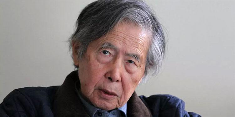 Corte peruana confirma rechazo a excarcelar al expresidente Fujimori