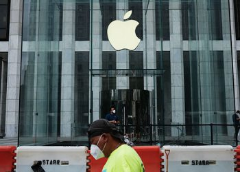 Apple vuelve a cerrar algunas tiendas que había reabierto en EEUU por COVID