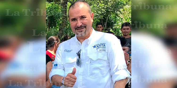 Muere por COVID-19 el diputado Rafael Arita