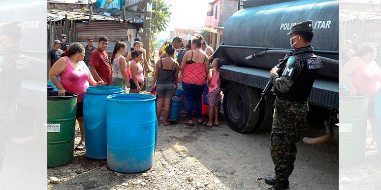 El BM presta 45 millones dólares a Honduras para mejorar suministro de agua