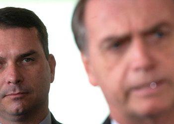 Un tribunal valida las pruebas contra el hijo de Bolsonaro pero le concede fuero