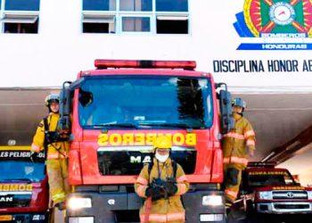 Cuerpo de Bomberos: 13 miembros positivos al COVID-19