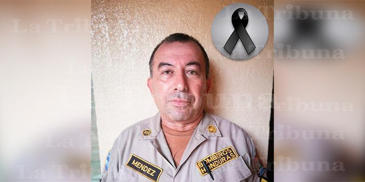 Fallece por COVID-19 segundo miembro del Cuerpo de Bomberos en Honduras