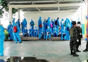 Brigadas médicas para detectar COVID-19 llegan a la Torocagua (Video)