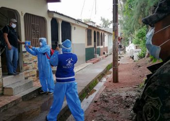 Brigadas encontraron 1,200 casos sospechosos de COVID-19.