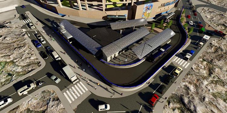 El área de construcción es de dos mil metros cuadrados, con financiamiento del Banco Interamericano de Desarrollo (BID).