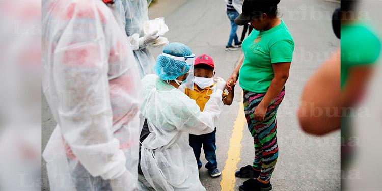 Epidemióloga: Unos 40 mil casos de COVID-19 circulan sin ser detectados en Honduras.