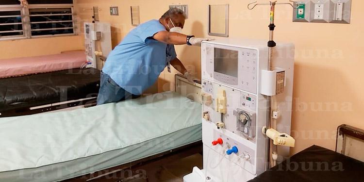 Salud Pública: Esta es la disponibilidad de camas en hospitales