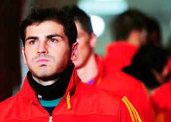 Iniesta y Casillas rememoran el triunfo ante Honduras de hace 10 años