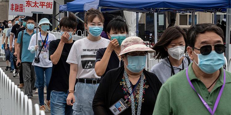 EEUU: China no ha dado 'suficientes datos originales' sobre el coronavirus